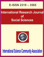 Research Journal of Social Sciences Introduction :ISCA