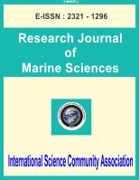 Research Journal of Marine Sciences Introduction :ISCA